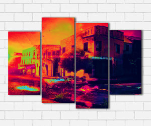 BTTF - Forgotten time Canvas Sets