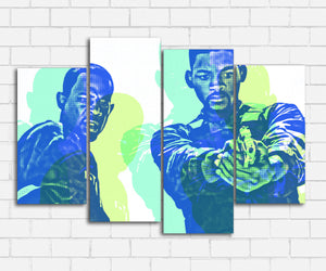 Bad Boys 1995 Limited Print Canvas Sets