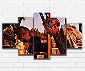 Cool Hand Luke and Ben Canvas Sets