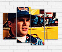 Load image into Gallery viewer, Days Of Thunder Wheeler Canvas Sets