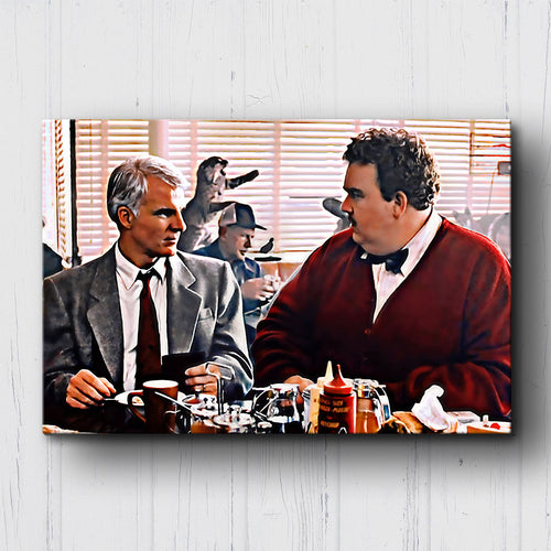 Planes Trains & Automobiles Breakfast Canvas Sets
