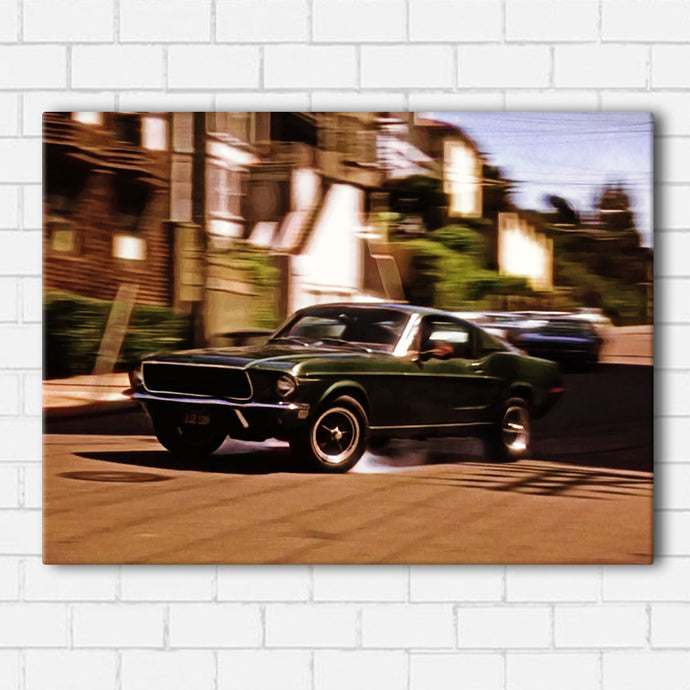Bullitt Downtown Canvas Sets