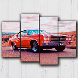SS Chevelle Canvas Sets