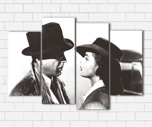 Casablanca Looking at you kid Canvas Sets