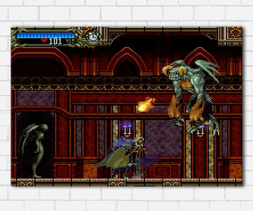 Castlevania Symphony Canvas Sets