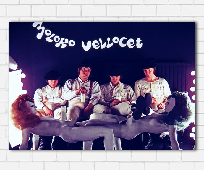 Clockwork Orange - Moloko Canvas Sets