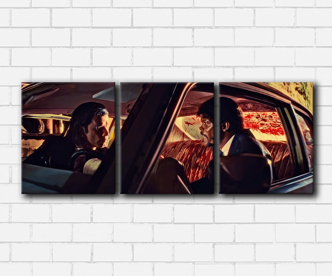 Pulp Fiction Superfly Dynamite Canvas Sets