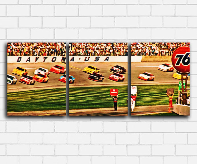 Days Of Thunder Redemption Canvas Sets