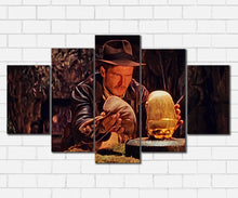 Load image into Gallery viewer, Indiana Jones Decisions Canvas Sets