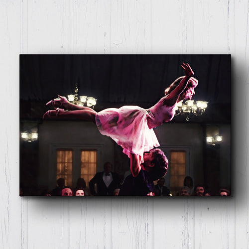 Dirty Dancing The Lift Canvas Sets