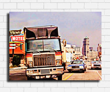 Load image into Gallery viewer, Beverly Hills Cop Detroit Chase Canvas Sets