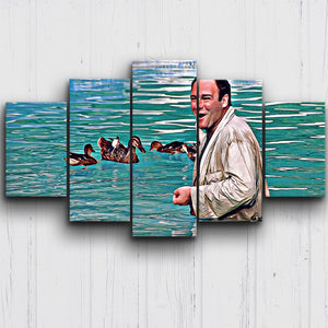Mr. S & Ducks Canvas Sets