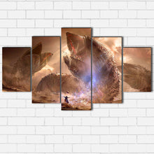 Load image into Gallery viewer, DUNE Sand Worms Canvas Sets