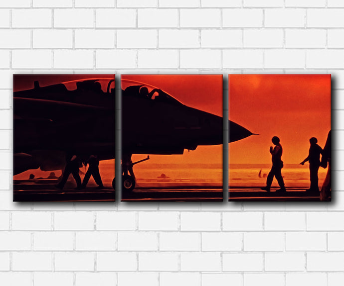 F-14 Launch Canvas Sets
