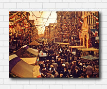 Load image into Gallery viewer, The Godfather II The Festival Canvas Sets