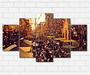 The Godfather II The Festival Canvas Sets