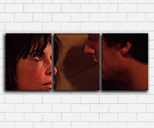 Load image into Gallery viewer, Rocky First Kiss Canvas Sets