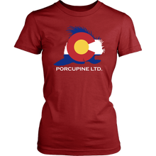Load image into Gallery viewer, Porcupine Ltd. Womens T-Shirt