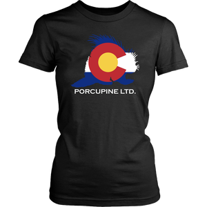 Porcupine Ltd. Womens T-Shirt