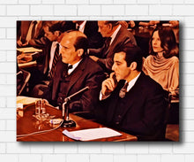 Load image into Gallery viewer, The Godfather II The Hearing Canvas Sets