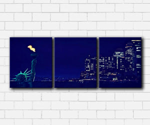 Ghostbusters II Harbor Chick Canvas Sets