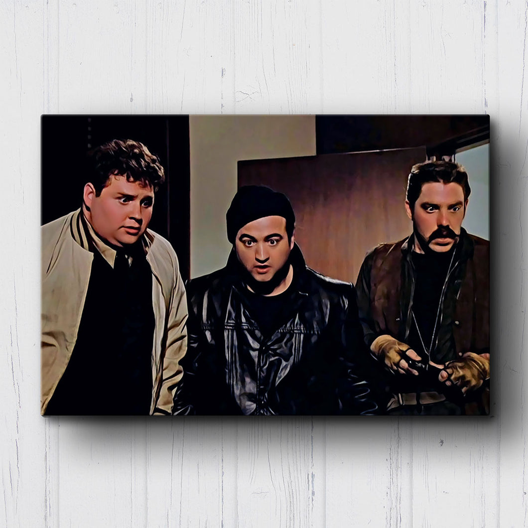 Animal House Heart Attack Canvas Sets