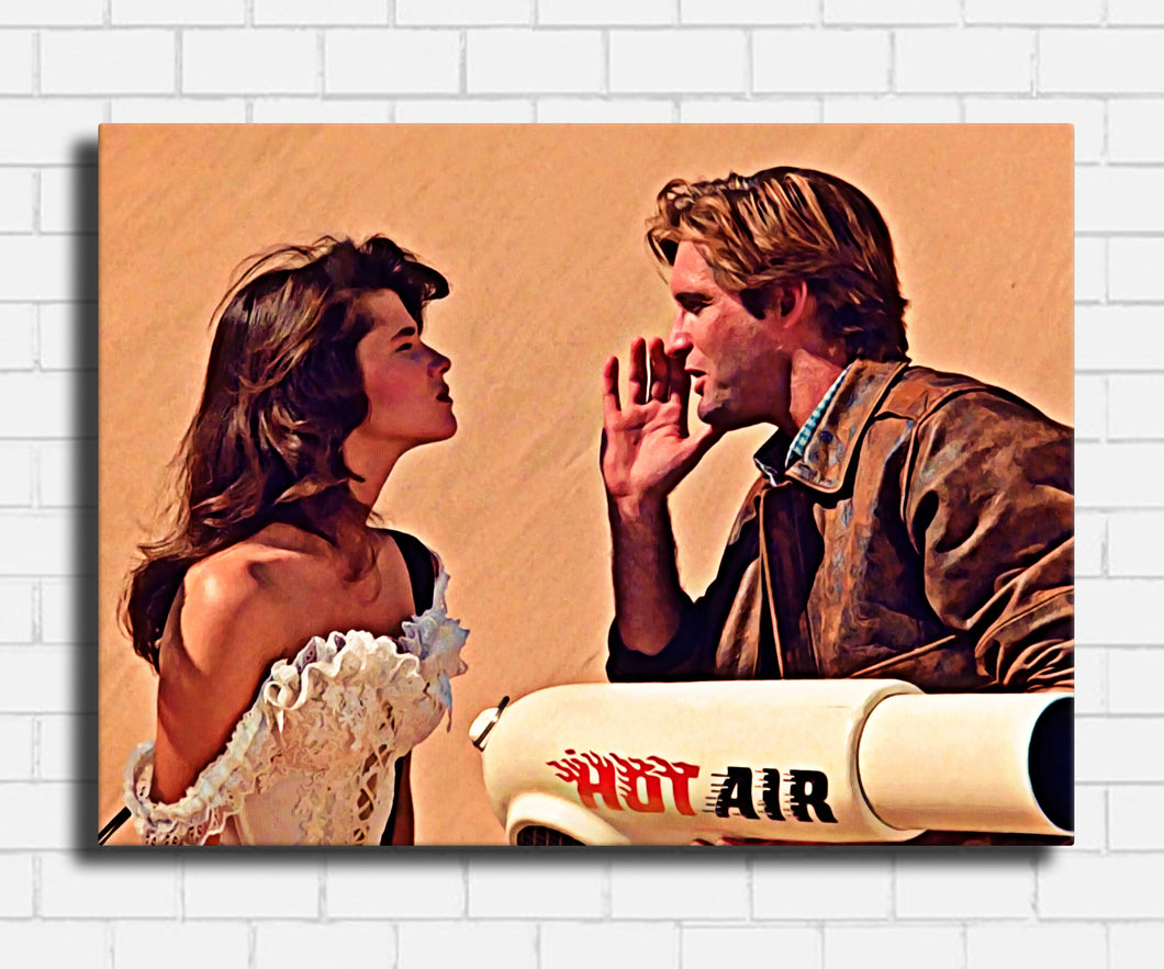 Spaceballs Hot Air Canvas Sets