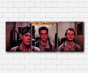 1984 Ghostbusters I Blame Myself Canvas Sets
