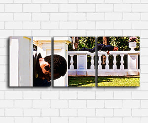 Beverly Hills Cop I Made It Canvas Sets