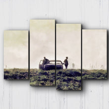 Load image into Gallery viewer, True Detective Intro Canvas Sets