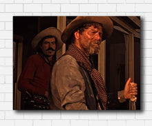 Load image into Gallery viewer, Tombstone Ike & Curly Bill Canvas Sets