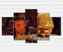 Load image into Gallery viewer, Indiana Jones and The Idol Canvas Sets