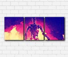 Load image into Gallery viewer, Terminator 1984 It's Alive Canvas Sets