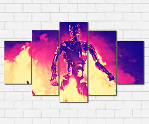 Terminator 1984 It's Alive Canvas Sets