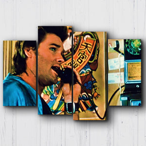 Big Trouble In Little China Pay Phone Canvas Sets