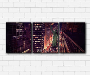 Ghostbusters II Lady Liberty Canvas Sets