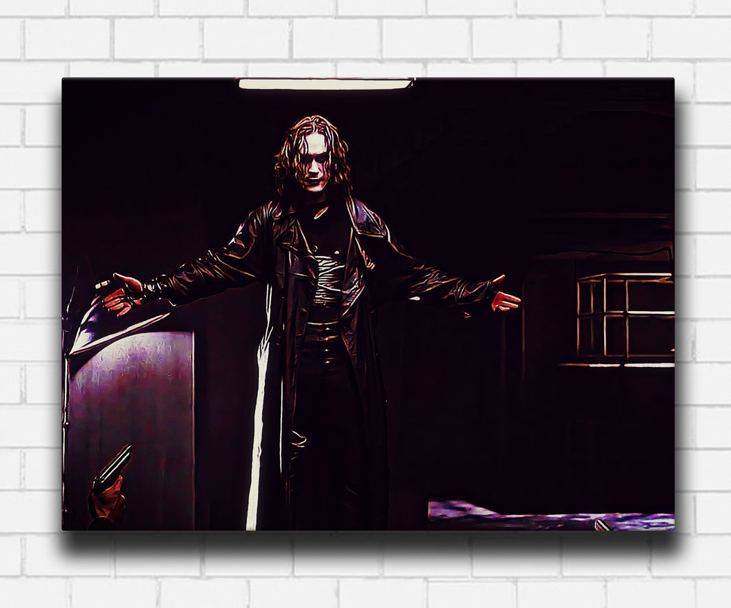 The Crow Let's See It Canvas Sets