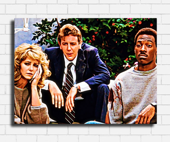 Beverly Hills Cop Bleeding Sir Canvas Sets