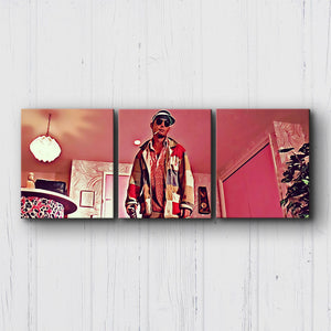 Fear And Loathing Meet Lucy Canvas Sets