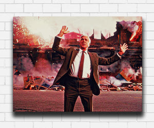 Naked Gun Nothing To See Canvas Sets