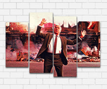 Load image into Gallery viewer, Naked Gun Nothing To See Canvas Sets