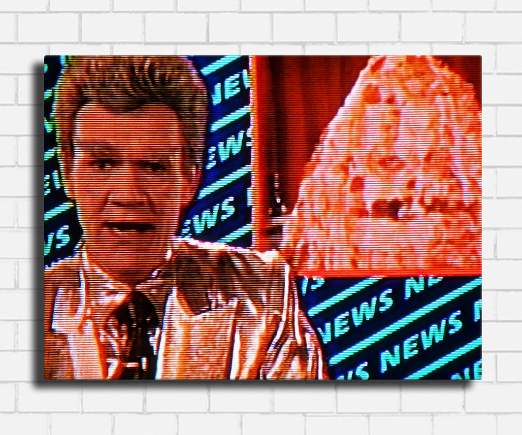 Spaceballs Space News Canvas Sets