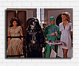 Spaceballs Nose Job Canvas Sets