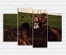 Load image into Gallery viewer, Monty Pythons Holy Grail Repressed Canvas Sets