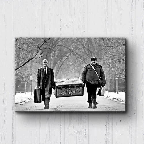 Planes Trains & Automobiles Going Home Canvas Sets