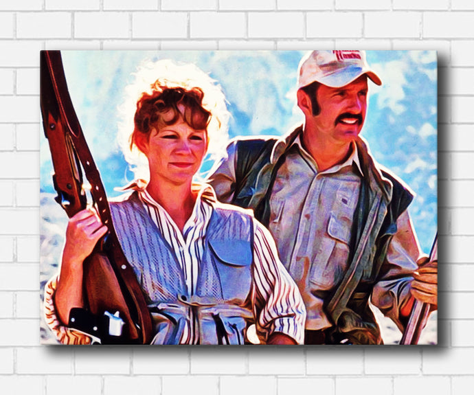 Tremors Power Couple Canvas Sets