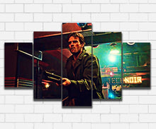 Load image into Gallery viewer, Terminator 1984 Kyle At The Club Canvas Sets