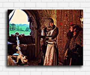 Monty Pythons Holy Grail Rescue Canvas Sets