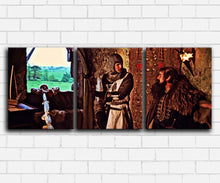 Load image into Gallery viewer, Monty Pythons Holy Grail Rescue Canvas Sets