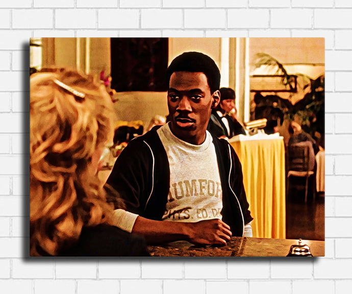 Beverly Hills Cop Rolling Stone Canvas Sets